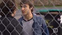 Robbo Slade, Mason Turner in Neighbours Episode 6688