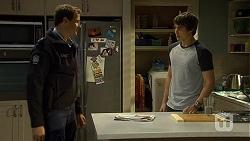 Matt Turner, Mason Turner in Neighbours Episode 6689