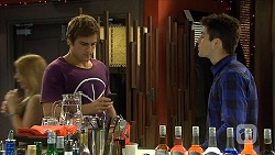 Kyle Canning, Chris Pappas in Neighbours Episode 6689