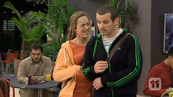 Sonya Mitchell, Toadie Rebecchi in Neighbours Episode 6689