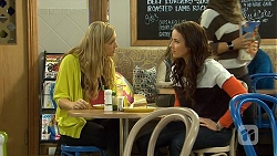 Georgia Brooks, Kate Ramsay in Neighbours Episode 6689