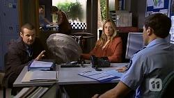 Toadie Rebecchi, Sonya Rebecchi, Matt Turner in Neighbours Episode 6690