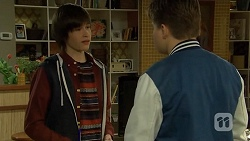Bailey Turner, Callum Rebecchi in Neighbours Episode 6690
