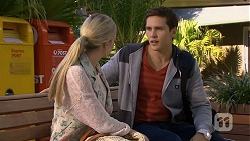Amber Turner, Josh Willis in Neighbours Episode 6690