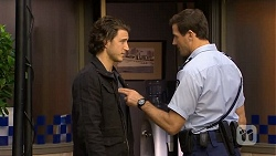 Robbo Slade, Matt Turner in Neighbours Episode 6690