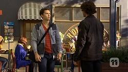 Josh Willis, Robbo Slade in Neighbours Episode 6690