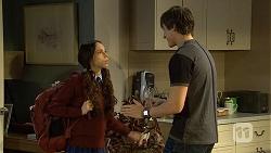 Imogen Willis, Mason Turner in Neighbours Episode 6693