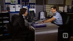 Robbo Slade, Matt Turner in Neighbours Episode 6693