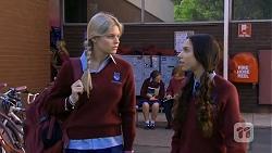 Amber Turner, Imogen Willis in Neighbours Episode 6693