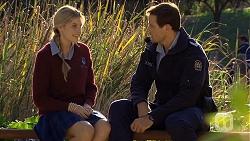 Amber Turner, Matt Turner in Neighbours Episode 6693