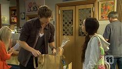 Mason Turner, Imogen Willis in Neighbours Episode 6693