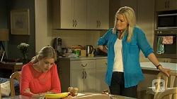 Amber Turner, Lauren Turner in Neighbours Episode 6693