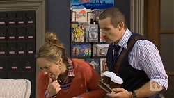 Sonya Mitchell, Toadie Rebecchi in Neighbours Episode 6694