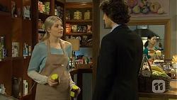 Amber Turner, Robbo Slade in Neighbours Episode 6695