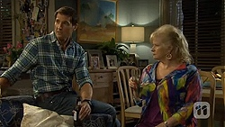 Matt Turner, Sheila Canning in Neighbours Episode 6695