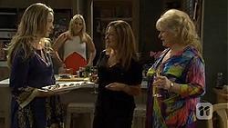 Sonya Mitchell, Lauren Turner, Terese Willis, Sheila Canning in Neighbours Episode 6695