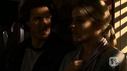 Robbo Slade, Amber Turner in Neighbours Episode 6695