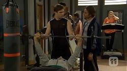Jeremy Kay, Josh Willis, Brad Willis in Neighbours Episode 6698
