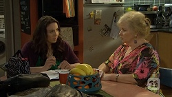 Kate Ramsay, Sheila Canning in Neighbours Episode 6698