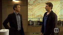 Paul Robinson, Lucas Fitzgerald in Neighbours Episode 6698