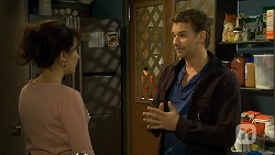 Vanessa Villante, Lucas Fitzgerald in Neighbours Episode 6698