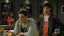 Josh Willis, Hudson Walsh in Neighbours Episode 6698