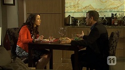Kate Ramsay, Paul Robinson in Neighbours Episode 6698