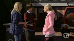 Lauren Turner, Bailey Turner, Amber Turner in Neighbours Episode 6699