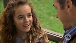Holly Hoyland, Karl Kennedy in Neighbours Episode 6699