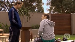 Brad Willis, Josh Willis in Neighbours Episode 6699