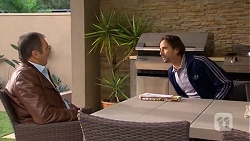Karl Kennedy, Brad Willis in Neighbours Episode 6700
