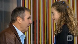 Karl Kennedy, Holly Hoyland in Neighbours Episode 6700