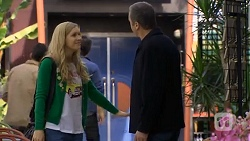 Georgia Brooks, Karl Kennedy in Neighbours Episode 6700