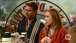 Lucas Fitzgerald, Sonya Rebecchi in Neighbours Episode 6702