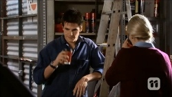 Chris Pappas, Amber Turner in Neighbours Episode 6702
