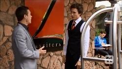 Paul Robinson, Mason Turner in Neighbours Episode 6702