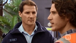 Matt Turner, Robbo Slade in Neighbours Episode 6702