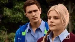Josh Willis, Amber Turner in Neighbours Episode 6702