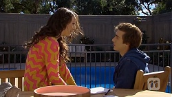Kate Ramsay, Mason Turner in Neighbours Episode 6703