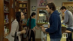 Imogen Willis, Mason Turner in Neighbours Episode 6703