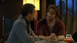 Paul Robinson, Brad Willis in Neighbours Episode 6703