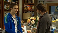 Josh Willis, Brad Willis in Neighbours Episode 6703