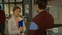 Susan Kennedy, Josh Willis in Neighbours Episode 6703