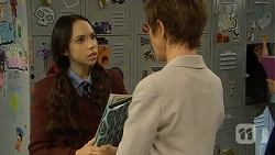 Imogen Willis, Susan Kennedy in Neighbours Episode 6704