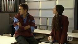 Josh Willis, Imogen Willis in Neighbours Episode 6704