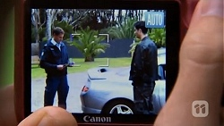 Matt Turner, Kevin Brady in Neighbours Episode 6704