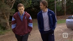 Josh Willis, Brad Willis in Neighbours Episode 6704