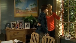 Bailey Turner, Lauren Turner in Neighbours Episode 6704