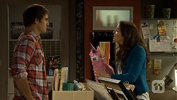 Kyle Canning, Kate Ramsay in Neighbours Episode 6704