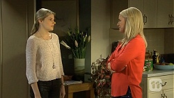 Amber Turner, Lauren Turner in Neighbours Episode 6704